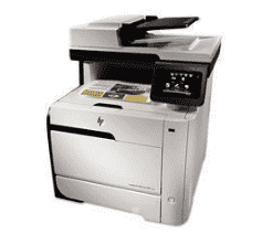 300 Color MFP M375 nw
