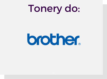 Tonery BROTHER
