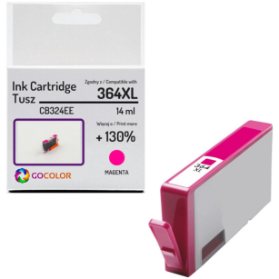 Tusz do HP CB324EE 364XL Magenta Zamiennik