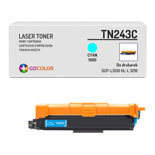 Toner do BROTHER TN-243C Cyan Zamiennik
