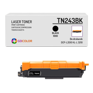 Toner do BROTHER TN-243BK Black Zamiennik