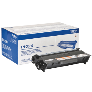 Brother oryginalny toner TN-3380 black