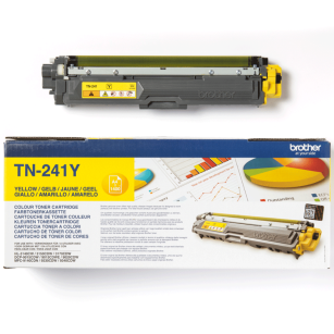 Brother oryginalny toner TN-241Y yellow