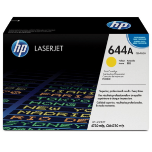 HP oryginalny toner Q6462A yellow 644A