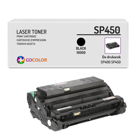 Toner do RICOH SP450 408060 Zamiennik