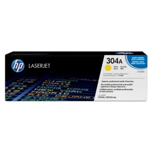HP oryginalny toner CC532A yellow 304A
