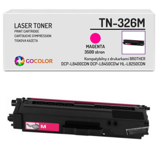 Toner do BROTHER TN-326M Magenta Zamiennik