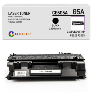 Toner do HP CE505A 05A P2035 P2055 Zamiennik