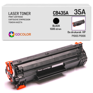 Toner do HP CB435A 35A P1005 P1006 Zamiennik