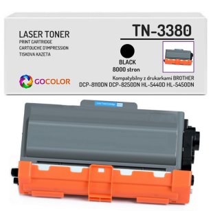 Toner do BROTHER TN-3380 Zamiennik
