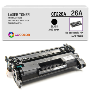Toner do HP CF226A 26A M402 M426 Zamiennik