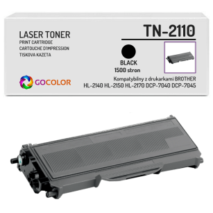 Toner do BROTHER TN-2110 Zamiennik