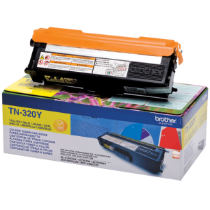 Brother oryginalny toner TN-320Y yellow