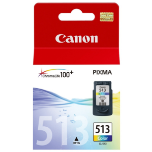 Canon oryginalny Tusz CL513 color 13ml 2971B001
