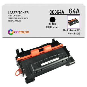 Toner do HP CC364A 64A P4014 P4015 Zamiennik