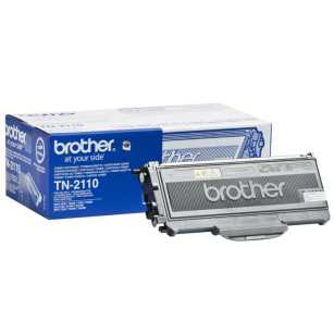 Brother oryginalny toner TN-2110 black