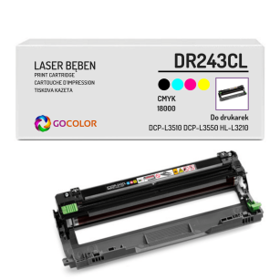 Bęben do BROTHER DR-243CL CMYK Zamiennik