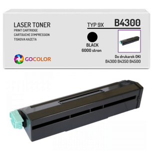 Toner do OKI B4300 B4350 B4500 n, ps, nps, typ 9X zamiennik