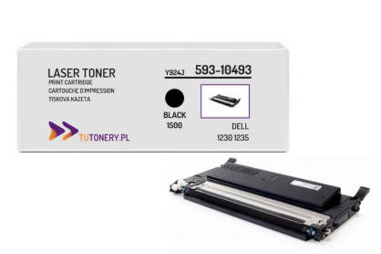 Toner do DELL 1230 1235 593-10493 Black Zamiennik