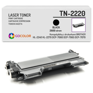 Toner do BROTHER TN-2220 Zamiennik