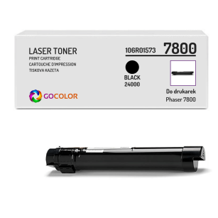 Toner do XEROX 7800 106R01573 Black Zamiennik