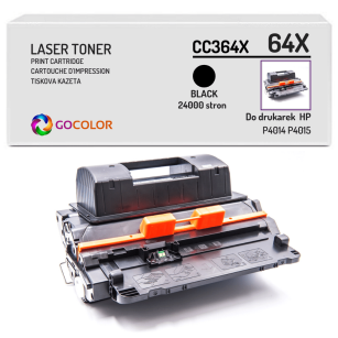 Toner do HP CC364X 64X P4014 P4015 Zamiennik