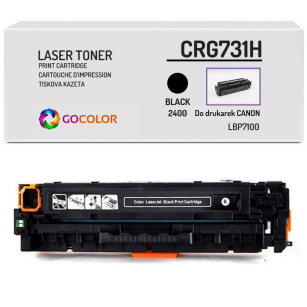 Toner do CANON CRG731H 6273B002 Black Zamiennik