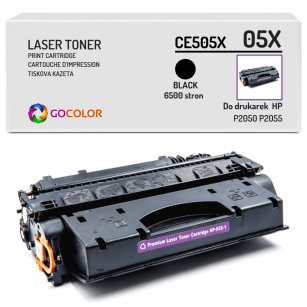 Toner do HP CE505X 05X P2050 P2055 Zamiennik