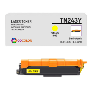 Toner do BROTHER TN-243Y Yellow Zamiennik