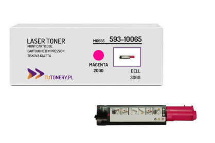 Toner do DELL 3000 3100 KM6935 Magenta Zamiennik
