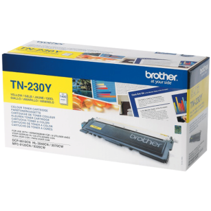 Brother oryginalny toner TN-230Y yellow
