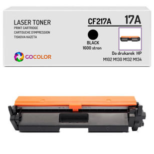 Toner do HP CF217A 17A M102 M130 Zamiennik