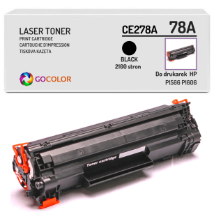 Toner do HP CE278A 78A P1566 P1606 Zamiennik