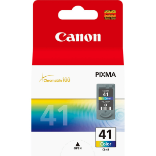 Canon oryginalny Tusz CL41 color 12ml 0617B001