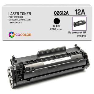 Toner do HP Q2612A 12A 1010 1012 Zamiennik