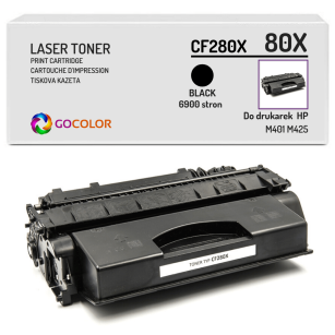 Toner do HP CF280X 80X M401 M425 Zamiennik
