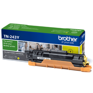 Brother oryginalny toner TN-243Y yellow