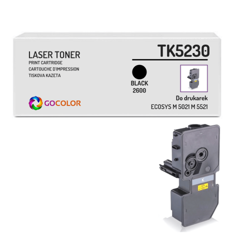 Toner do KYOCERA TK5230 Black Zamiennik