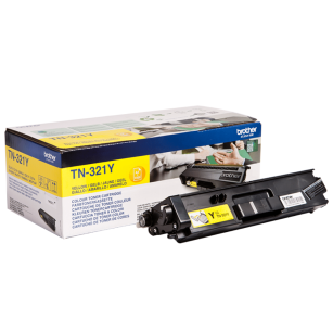 Brother oryginalny toner TN-321Y yellow
