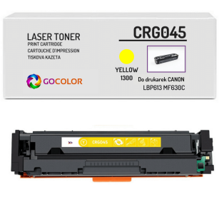 Toner do CANON CRG045 1239C002 Yellow Zamiennik