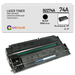 Toner do HP 92274A 74A 4L 4P Zamiennik