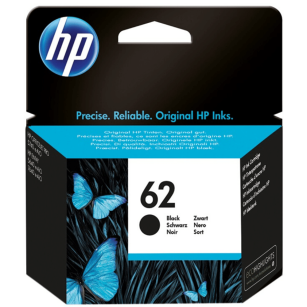 HP oryginalny Tusz C2P04AE 62 black Envy 5540 5545 5640 5660 5665 7640 OfficeJet 250 Mobile