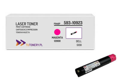 Toner do DELL 5130 R272N Magenta Zamiennik