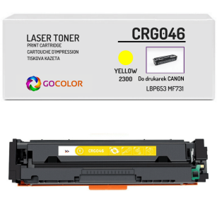 Toner do CANON CRG046 1247C002 Yellow Zamiennik