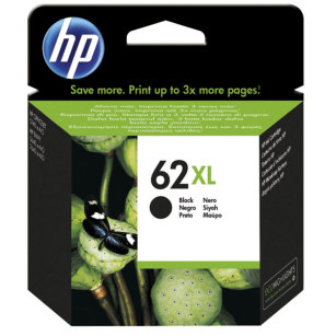 HP oryginalny Tusz C2P05AE 62XL black Envy 5540 5545 5640 5660 5665 7640 OfficeJet 250 Mobile