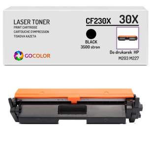 Toner do HP CF230X 30X M203 M227 Zamiennik