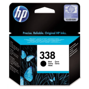 HP oryginalny Tusz C8765EE 338 black 450s 11ml Photosmart 8150 8450 OfficeJet 6210 DeskJet 5740
