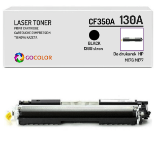 Toner do HP CF350A 130A M176 M177 Black Zamiennik