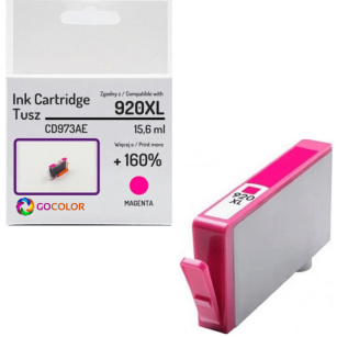 Tusz do HP CD973AE 920XL Magenta Zamiennik