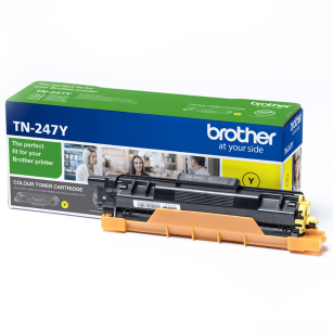 Brother oryginalny toner TN-247Y yellow